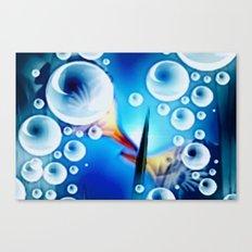 Pisces. Canvas Print