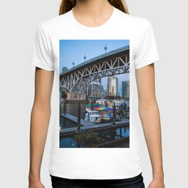 Granville Island Bridge T-shirt