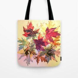 fallen leaves III Tote Bag