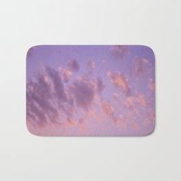 pastel sky Bath Mat