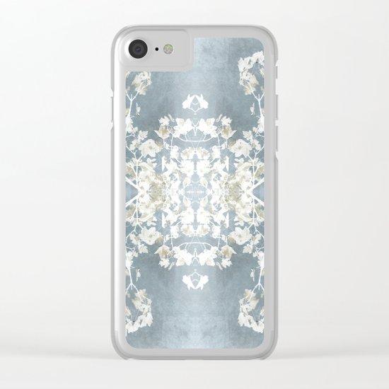 Medaillon Clear iPhone Case