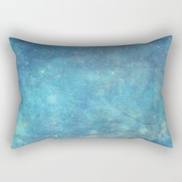 Spellcast Sky Turquoise Rectangular Pillow