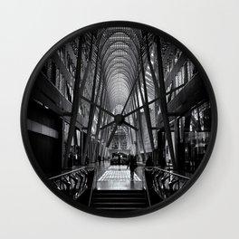 Allen Lambert Galleria Toronto Canada No 1 Wall Clock