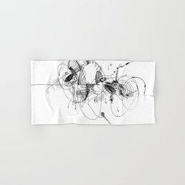 Drawing Time Hand & Bath Towel