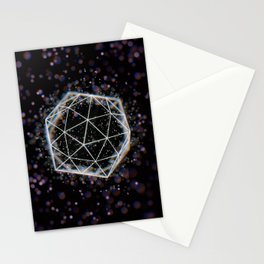 Chromatic Aberration Stationery Cards