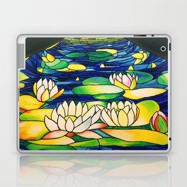 River of Lotus Blossoms Laptop & iPad Skin