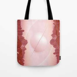 Divide & Conquer Tote Bag