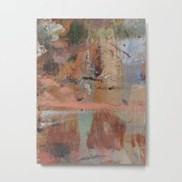 Surfaces.04 Metal Print