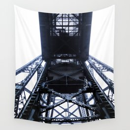 Foggy Lift #4 Wall Tapestry