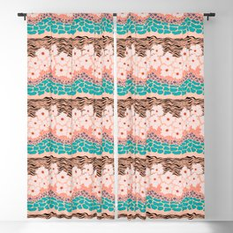 Garden Flow Blackout Curtain
