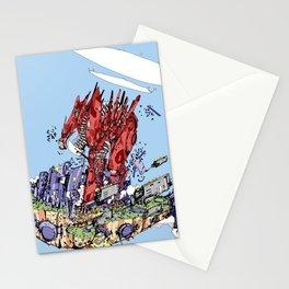 I Bear Grudges Stationery Cards