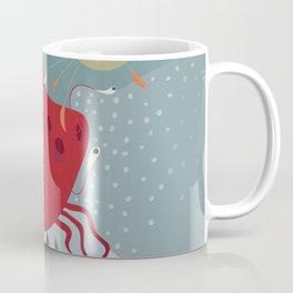 Fall Creeper Coffee Mug