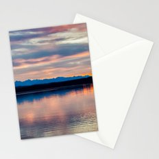 EVENING GLORY Stationery Cards