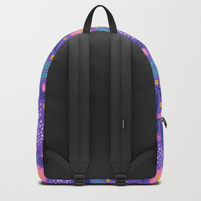 Flora Delight Backpack
