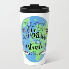 A Darker Shade of Magic Quote Travel Mug