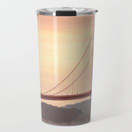 Golden Gate Bridge (San Francisco, CA) Travel Mug