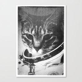 Cosmicat Canvas Print
