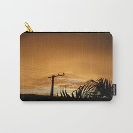 Golden Peace Carry-All Pouch