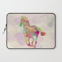 Abstract horse Laptop Sleeve
