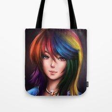 Rainbowdash Tote Bag