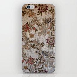 Venetian Wall Art Pattern iPhone Skin