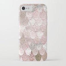 SUMMER MERMAID NUDE ROSEGOLD by Monika Strigel Slim Case iPhone 7