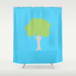 It Starts with You Shower Curtain