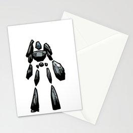Rock Golem Stationery Cards