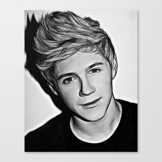 Niall Horan  Canvas Print
