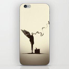 Luggage iPhone Skin
