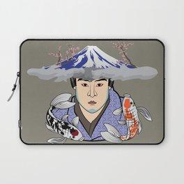 Ukiyo-e Portrait Laptop Sleeve