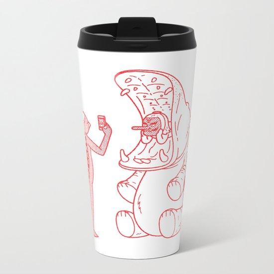 Snap Metal Travel Mug