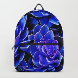 Winter Succulents 2 Backpack