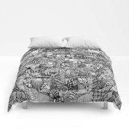 Mandala 6 Comforters