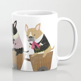 French Train_2(puff puff - toot toot) Coffee Mug