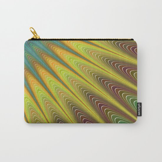 Colorful sunshine Carry-All Pouch