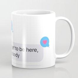 I Love Living! Coffee Mug