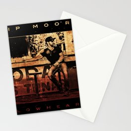kip moore slow heart tour 2019 kepiting Stationery Cards