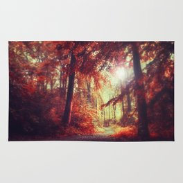 red woods Rug