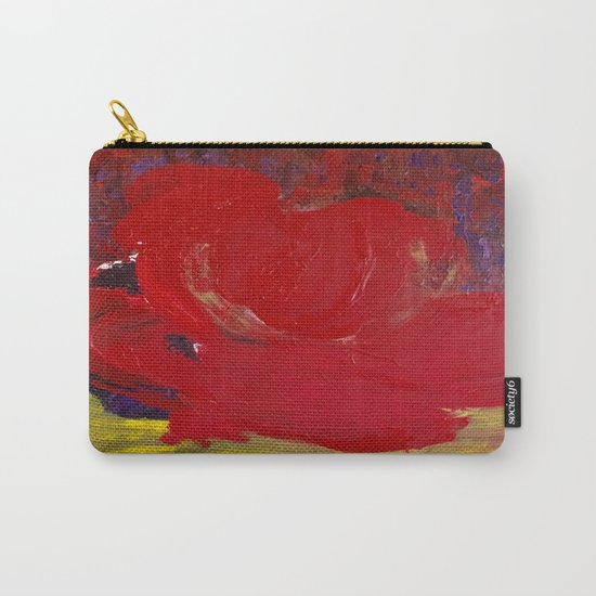 Abstract in Nature Carry-All Pouch