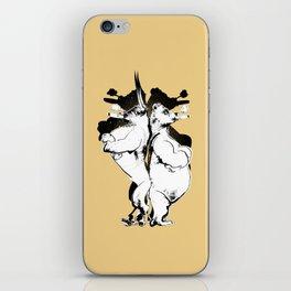 The Bull & Bear iPhone Skin