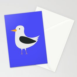 Cute seagull Stationery Cards