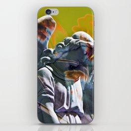 FLORAL ANGEL iPhone Skin