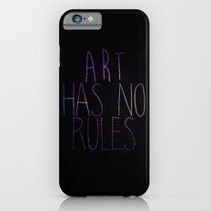 ART Rules iPhone 6s Slim Case