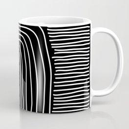Digital Stitches thick black Coffee Mug