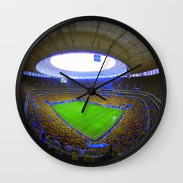 Stadium Wall Clock