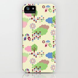 Sweet Land iPhone Case
