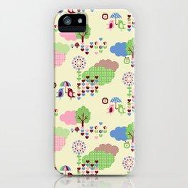 Sweet Land iPhone Case