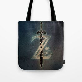 A Warrior symbol Tote Bag