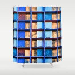 Block Living Shower Curtain